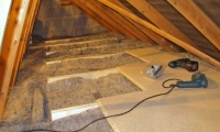 Attic Insulation – a way of saving energy and money