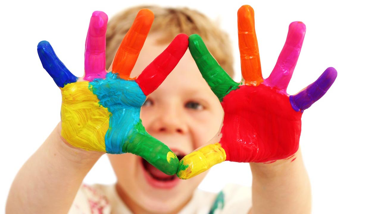 Arts and Crafts Activities for Toddlers | BlogLet.com