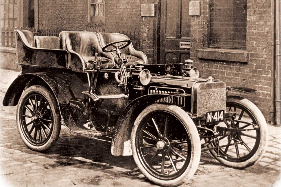 Picture of the first automobile - Car Pictures