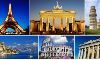 Backpacking through Europe – what to pack, where to go and other great tips