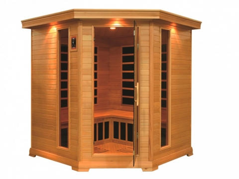 Best 4 Person Saunas for Home Picture
