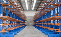 Common types of pallet racking