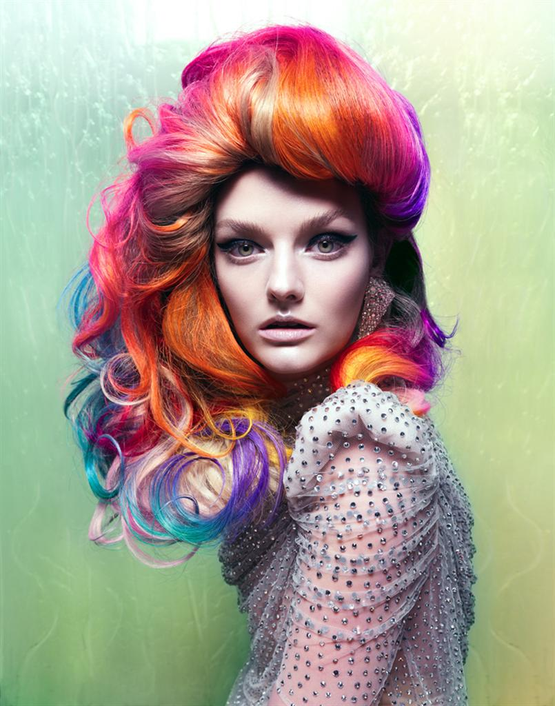 Crazy hair color ideas