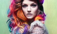 Crazy and Daring Hair Color Ideas