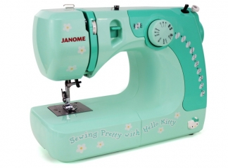 Develop your frugal hobby with Janome sewing machines_1