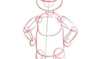 Drawing Cartoons Characters