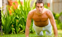 Easy Full Body Muscle Fitness Workout for Men