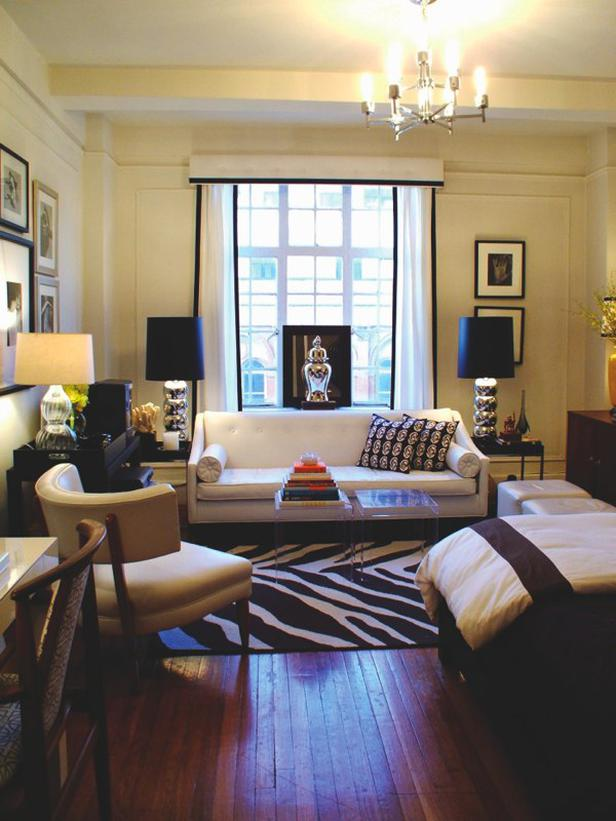 Great Studio Apartment Decorating Ideas | Bloglet.Com