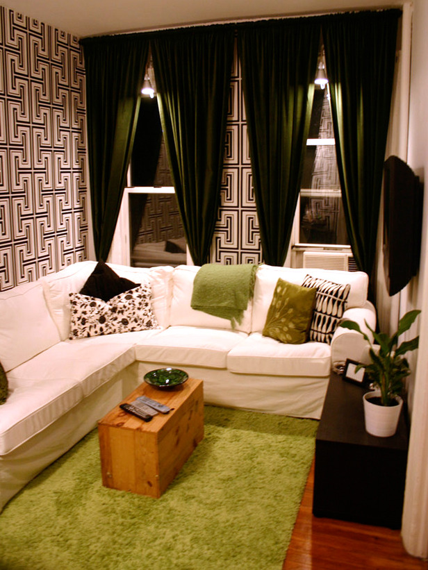 Great Studio Apartment Decorating Ideas | BlogLet.