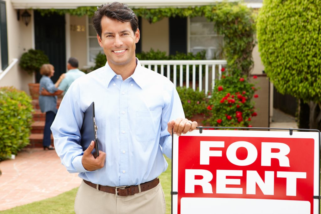 how to be a real estate agent