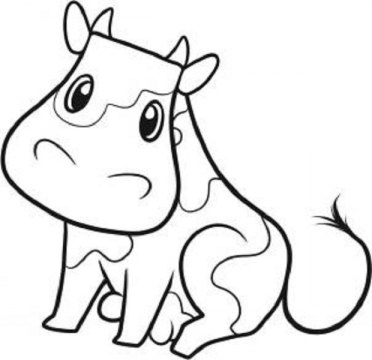 How to Draw Farm Animals Picture