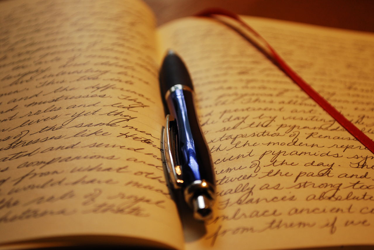 How to Write a Personal Journal | BlogLet.com
