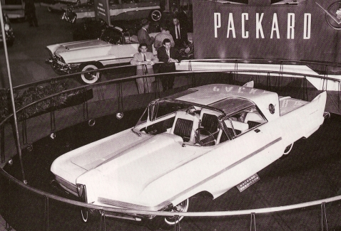 Packard Automobile: The Dream Predictor