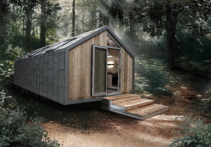 Portable Houses With a Modern Design
