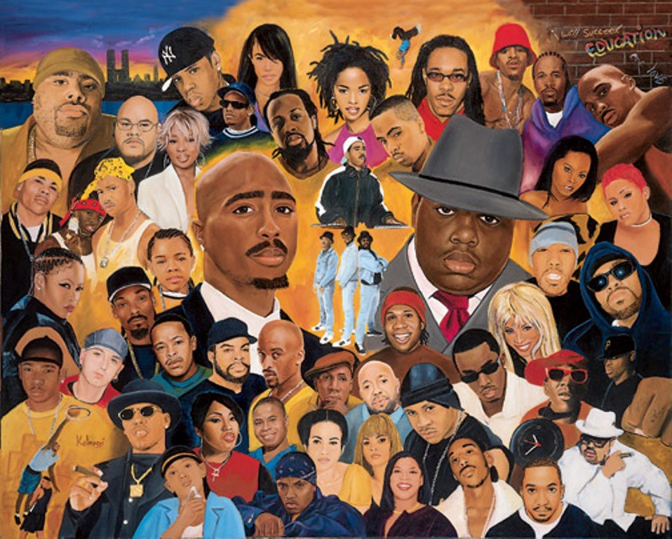 history of rap music The evolution of rap music i used advertisements and articles to indicate that these were recorded moments in history and to convey that they were monumental.