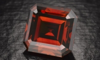 The Mysterious Red Diamond