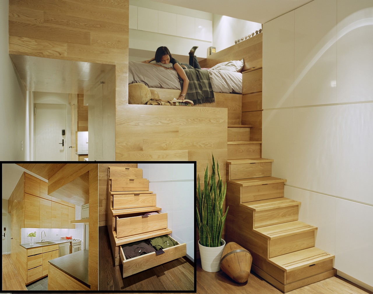 Small Space Interior
