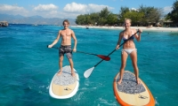 Stand-up Paddleboarding Basics