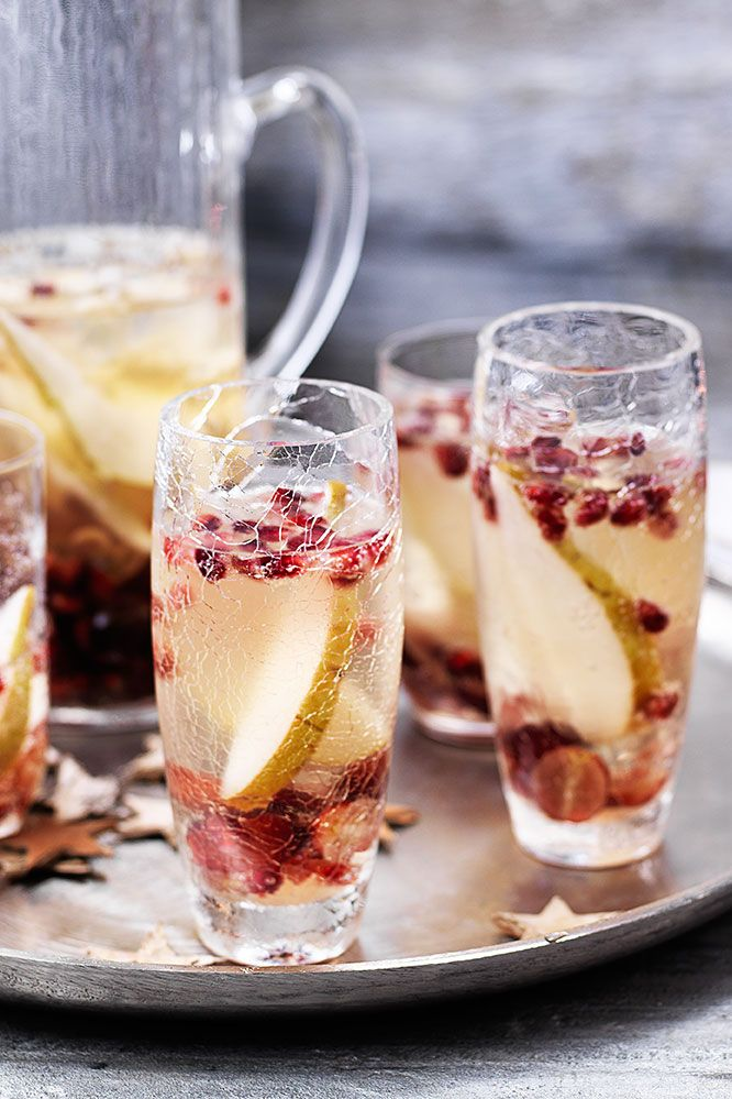 Lovely Christmas Party Drink Ideas Part - 13: Surprise Your Christmas Guests With Fun Drinks