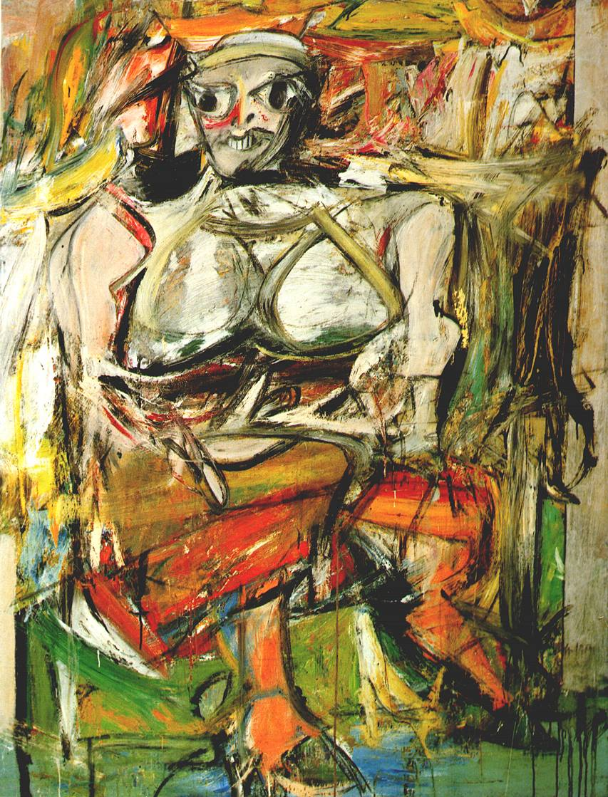 The Most Famous Abstract ArtistsWillem De Kooning Abstract Expressionist Paintings