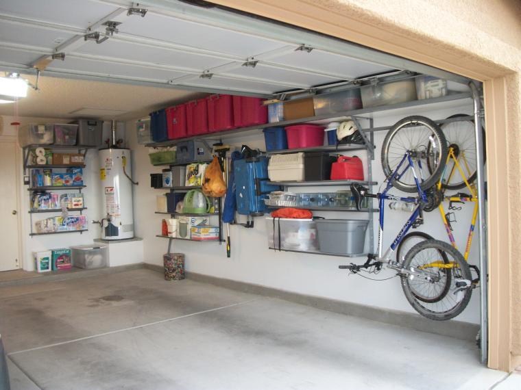 The Pros Cons Of Various Garage Storage Systems