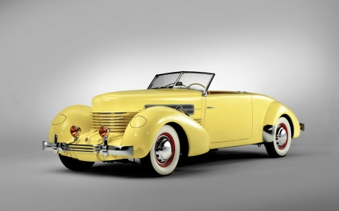 The Short History of the Cord Automobile