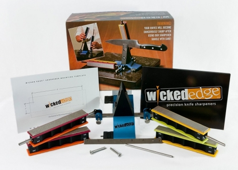 Top 3 Most Efficient Knife Sharpeners Picture