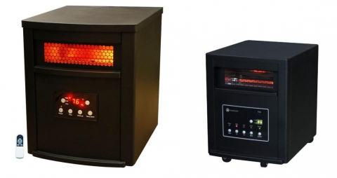 Top 5 Best Infrared Heaters Picture