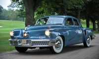 thumbs tucker automobile Packard Automobile: The Dream Predictor