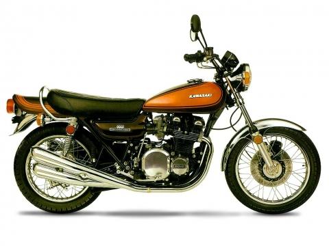 Vintage Japanese Motorcycles