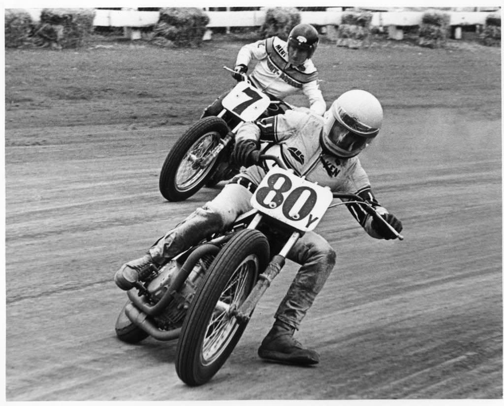 Vintage Motorcycle Races 63