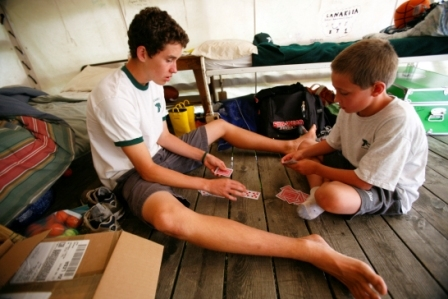 What impact can a boys summer camp have on your child 4