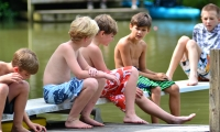 What impact can a boys summer camp have on your child?