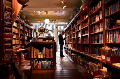 What is The Future of the Book Store