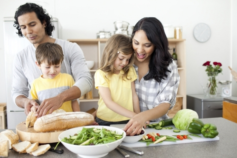5 Reasons to Get Kids Cooking