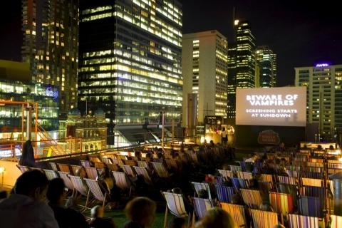 6 Innovative Movie Theaters