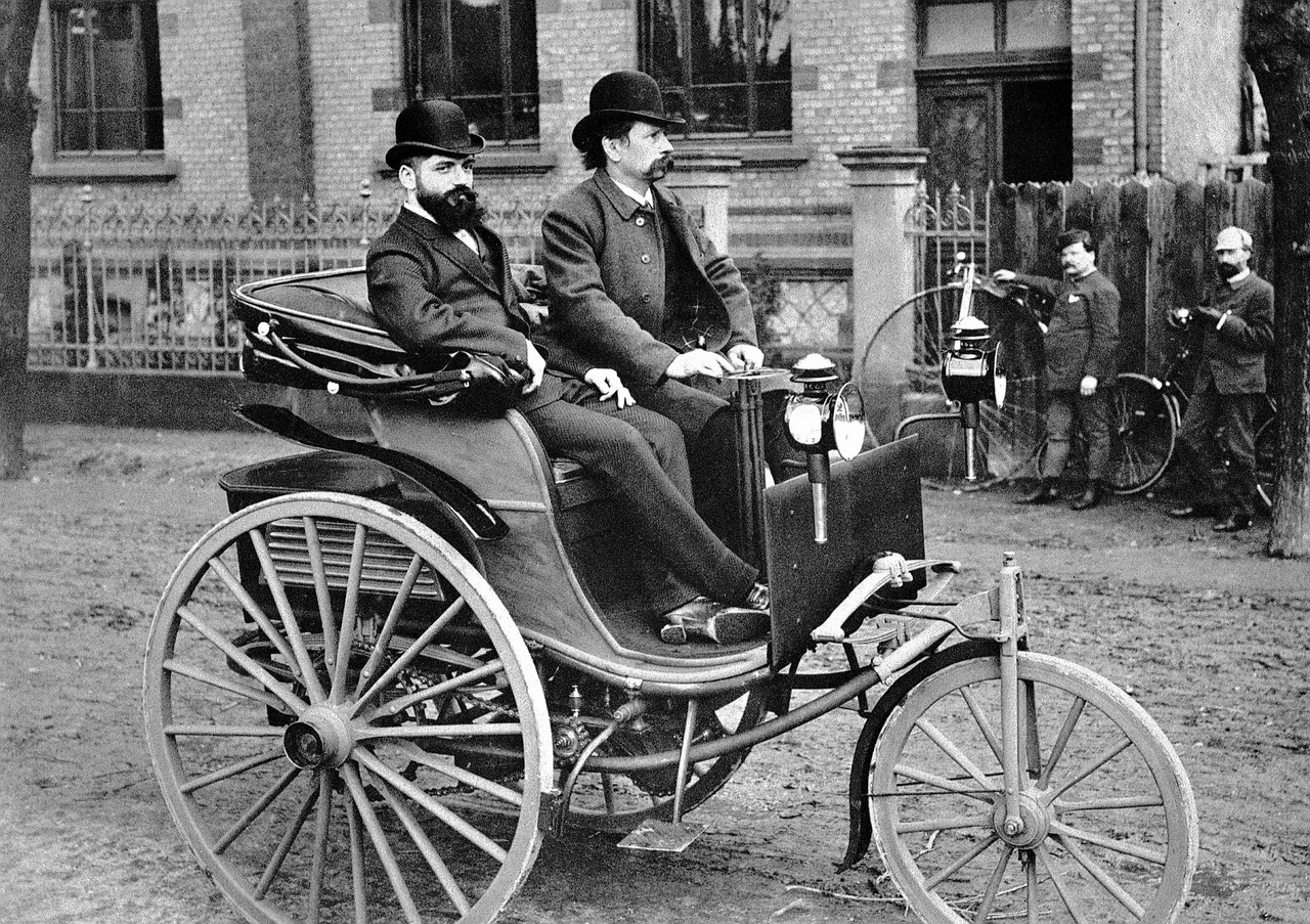 Automobile History - The Invention of the Automobile | BlogLet.com