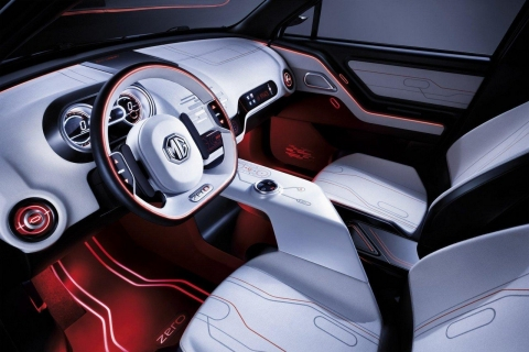 Car Interior Design