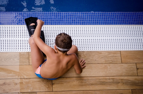 Developmental advantages linked to swimming in children 2