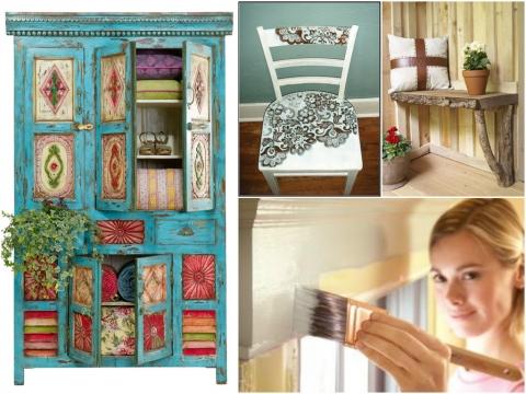 DIY Home Decor Movement