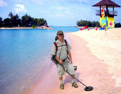 Going On Vacation Bring Your Metal Detector with You _1