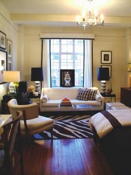 Great Studio Apartment Decorating Ideas