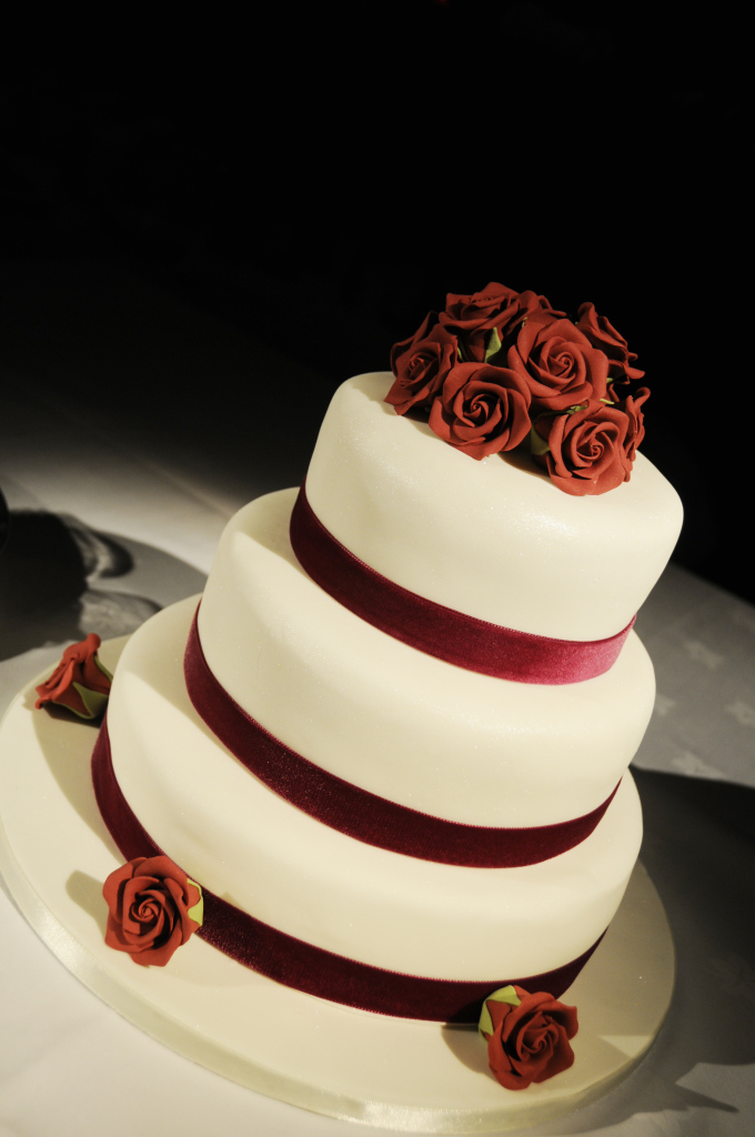 How Much To Budget For A Wedding Cake