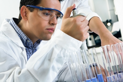 Job Requirements in Medicinal Chemistry Research