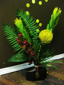 Masculine Flowers