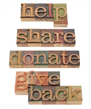 Reasons to give back to your local non-profit for the New Year1