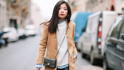 Simple tricks to look stylish even during the winter