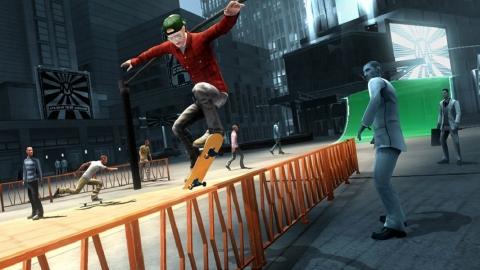 The Best Skateboarding Games
