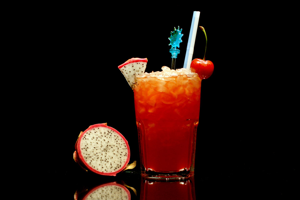 The Best Zombie Drink Recipe Bloglet Com