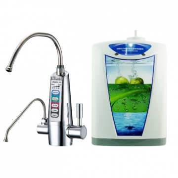 The Difference Between Alkaline Water and Ionized Water Picture